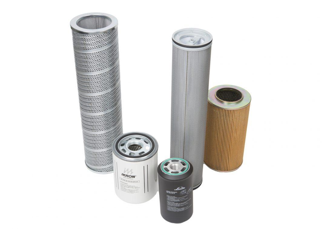 filtri per pompe e betonpompe