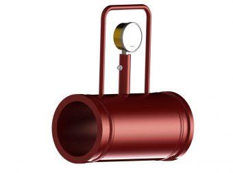Tubo misurazione pressione